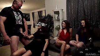 Samy Saint and Natalie Hot enjoy unforgettable foursome together