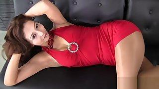 Sexy asian mature is capital punishment sport in too short minidress! enjoy hot upskirt!